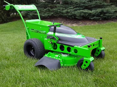 Mean Green WBX-33 electric mower