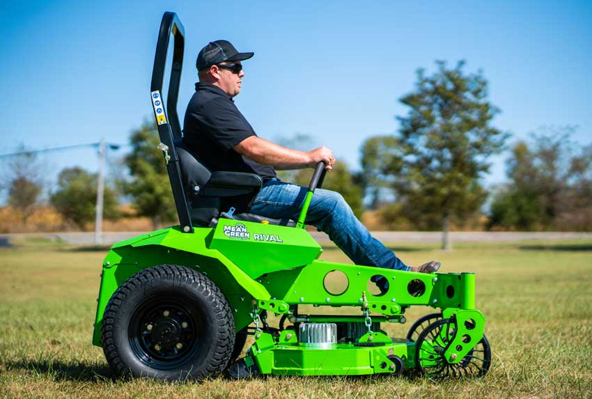 Rival 52-60 ZTR Electric Mower