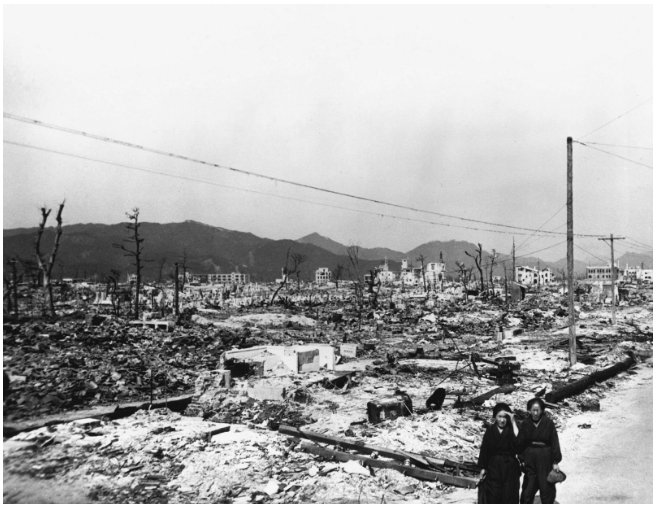 Once Upon A Time in Hiroshima