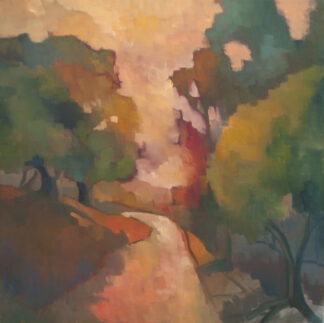 Light on the Path II by Erin Lee Gafill
