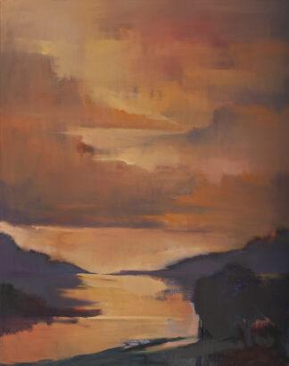 Sky, Ocean, River, Land by Erin Lee Gafill