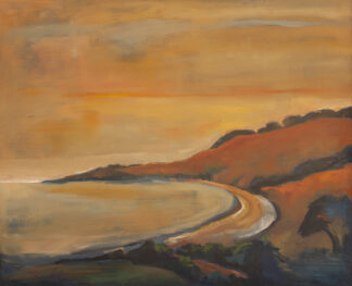 North Facing, Big Sur by Erin Lee Gafill