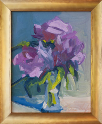 Peonies by Erin Lee Gafill