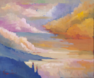 Big Sur, Exalted Skies by Erin Lee Gafill
