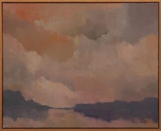 Rising Sun, Water's Edge by Erin Lee Gafill