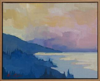 Big Sur, Morning Light by Erin Lee Gafill