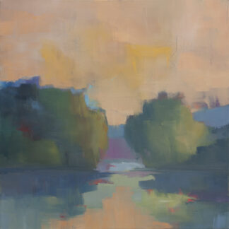 Crossing the River IV by Erin Lee Gafill