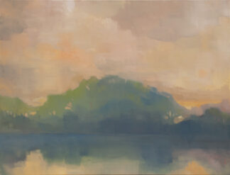 Crossing the River II by Erin Lee Gafill