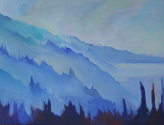 South Coast Blues By Erin Lee Gafill