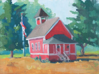 Old Schoolhouse, Elk Country Campground