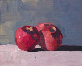 Three Apples IV by Erin Lee Gafill