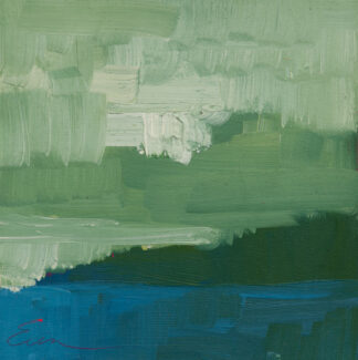 Blue and Green by Erin Lee Gafill