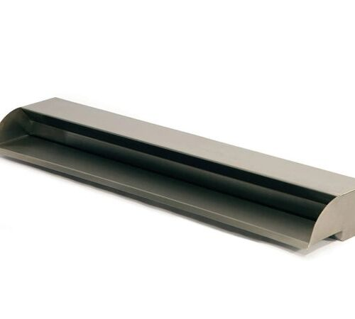 """36"""" Stainless Steel Scupper"""