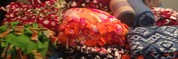 Project: Fleece Blankets for Florida Cancer Specialist