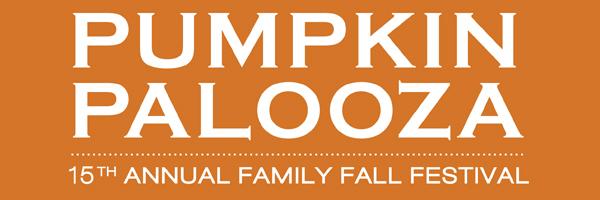 Pumpkin Palooza 2018