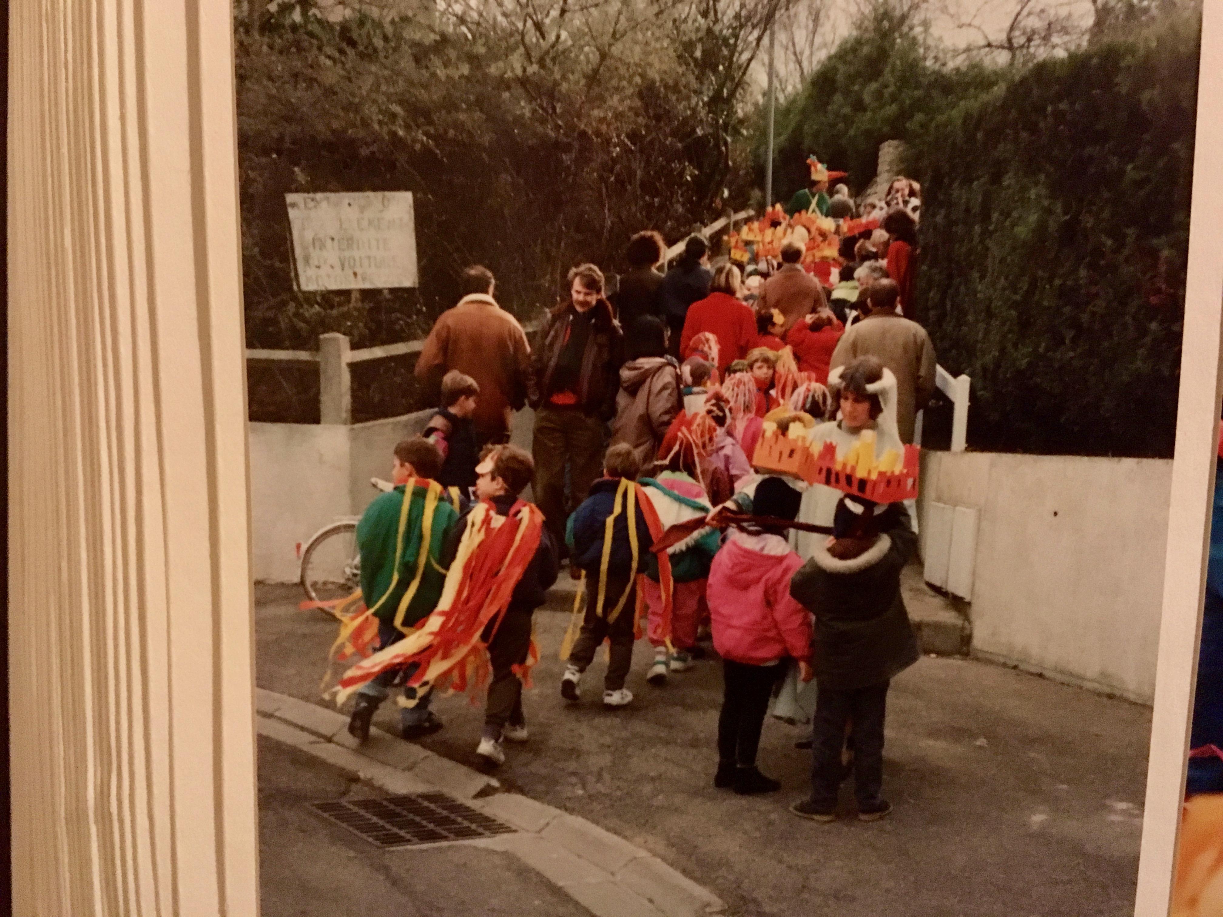 image for carnival in France