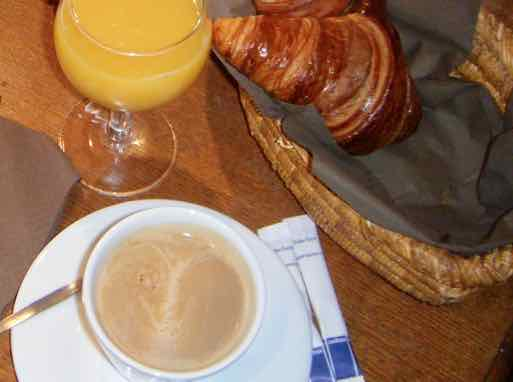 image for Breakfast in French