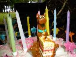 Je fais un gâteau