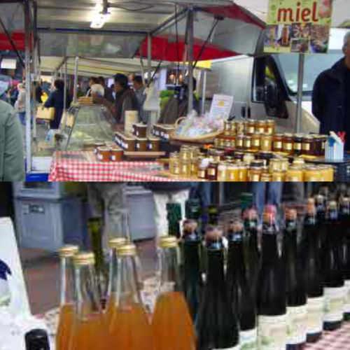 du miel et du cidre - some honey and some cider