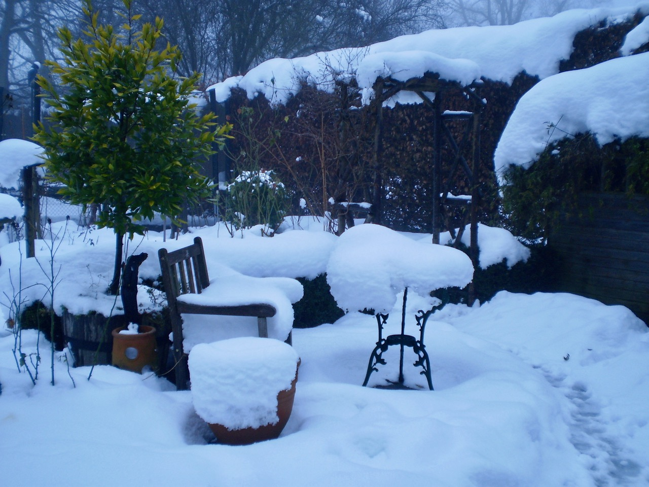 Winter in French - L'hiver