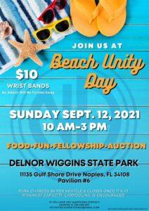 Beach Unity Day @ Delnor Wiggins State Park | Destin | Florida | United States