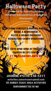 Halloween Party @ Tree Of Life Church | Naples | Florida | United States