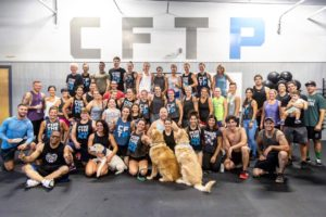 CrossFit For The People Group