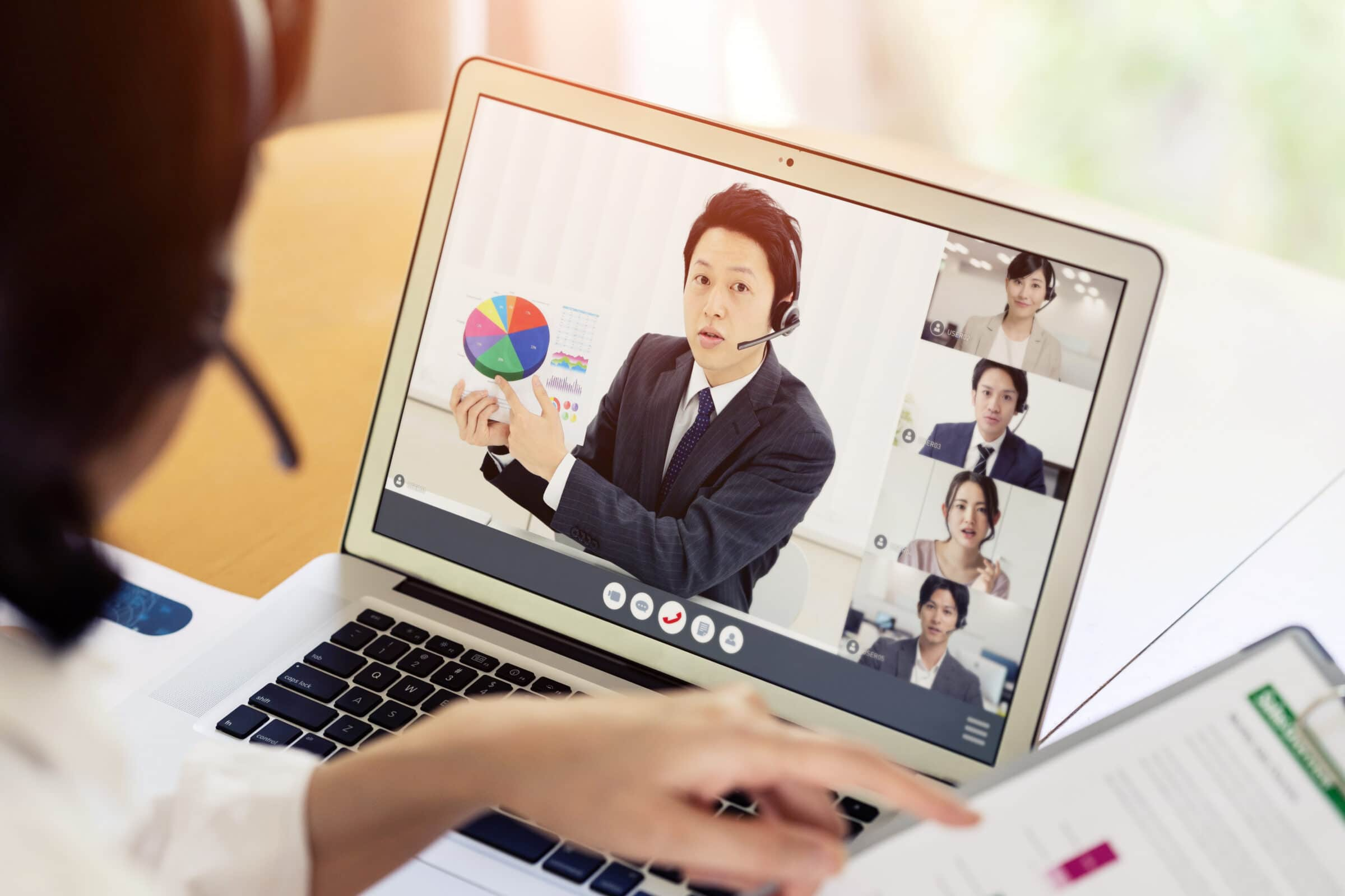 Mastering COVID-19 video meetings with Asia - tips from business