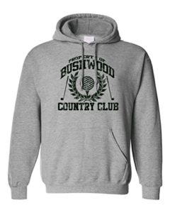 bushwood country club sweatshirt, caddyshack, hilarious golf gift