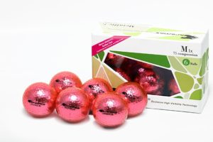 chromax hi-vis pink golf balls