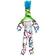 dammit doll stress reliever, funny golf gift