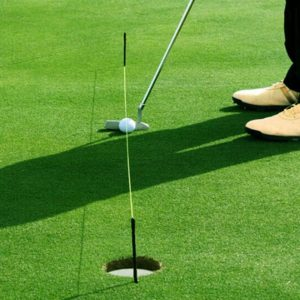 putting line golf training aid, putting practice aid