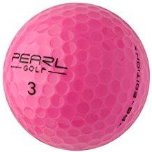 pearl pink golf balls