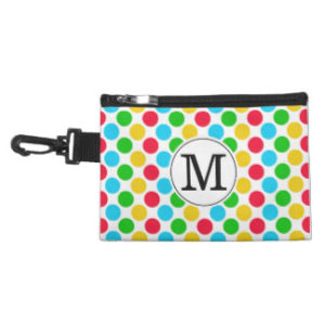 personalized clip on golf tee bag