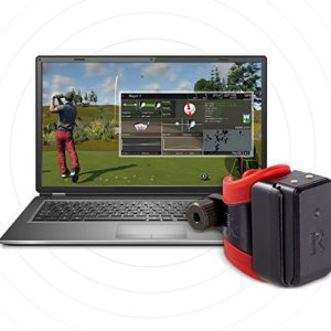 home golf simulator, golf swing training aid