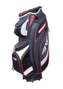 eagole golf bag with cooler, cart bag with built in cooler
