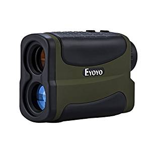 eyoyo weather proof golf rangefinder, golf rain gear necessities, golf rangefinder for rain