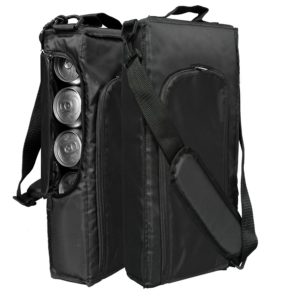 golf bag cooler, discreet 6 pack golf bag cooler