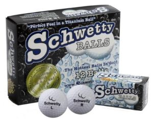 golf schwetty balls, funny golf gifts