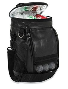 mini golf bag cooler - portable golf cooler