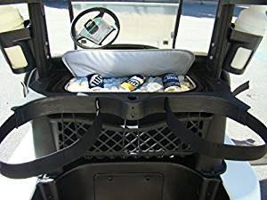 perfect fit golf cart cooler, golf cart basket cooler