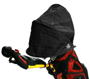 rain wedge golf bag rain cover, golf rain gear, golf bag rain cover
