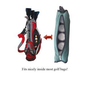 stealth golf bag cooler - beer golf bag cooler