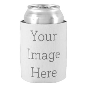 custom logo can coolers, golf goodie bag gift idea, golf tournament gifts