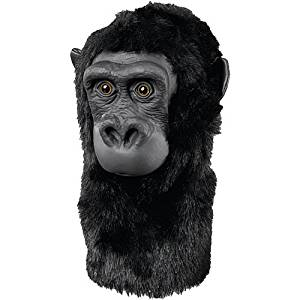 gorilla golf headcover, gorilla golf head cover, gorilla head  cover