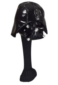 star wars darth vader golf head cover, darth vader golf head cover