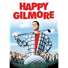 happy gilmore golf movie, funny golf movies, best golf movies