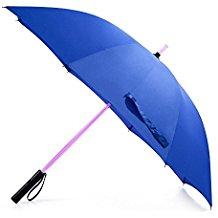 lightsaber umbrella, cool golf umbrella, LED light golf umbrella