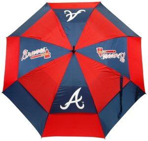 mlb team golf umbrella
