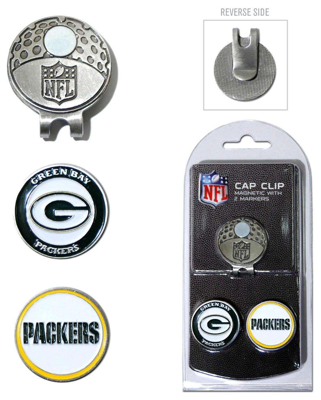 nfl team golf ball markers, nfl fan golf ball marker gift set